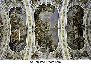 religioso, pinturas