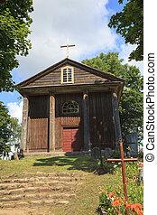 religious building.  Christian