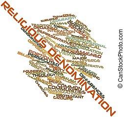 Religious denomination