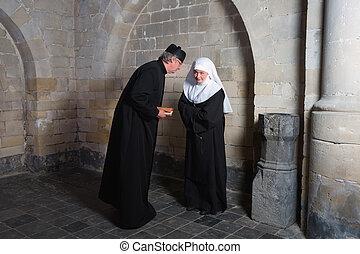 Religious gossip