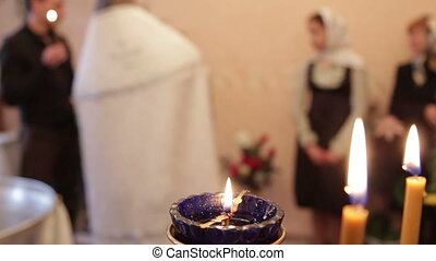 Religious ritual - The religious rite of initiation into...