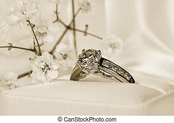 reliquia de familia, anillo
