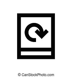 reload  pixel perfect icon