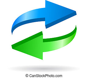 Reload vector symbol