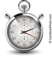 reloj de parada