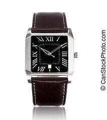 reloj de pulsera, clásico