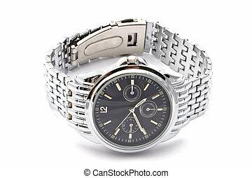 reloj de pulsera, moda
