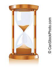 reloj, hora