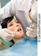 remède, dents