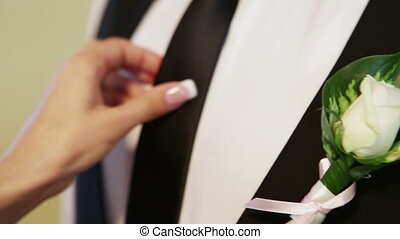 remèdes, mariée, palefrenier, habillement
