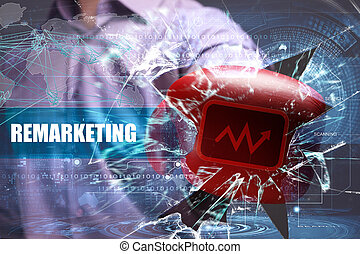 remarketing, technology., marketing., internet., business.