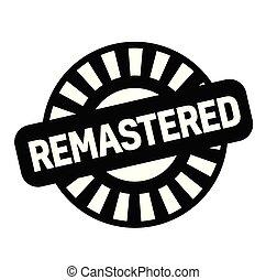 remastered, ゴム製 スタンプ