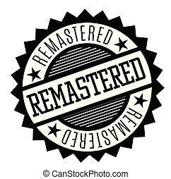 remastered, estampilla, turco