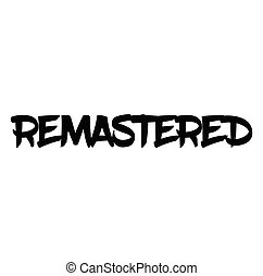 remastered, tampon