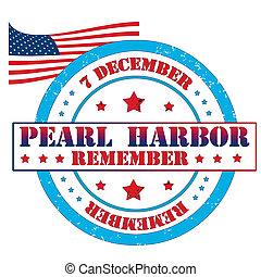 Remember Pearl Harbor stamp