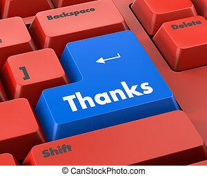 remerciement