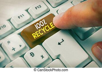 remettre ensemble, biodégradable, recycle., gratuite, ...