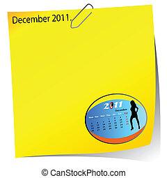 reminder of december 2011