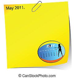 reminder of may 2011