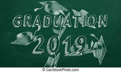 remise de diplomes, 2019