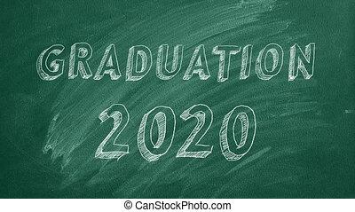 remise de diplomes, 2020
