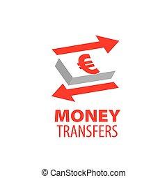 remittances, ロゴ, ベクトル
