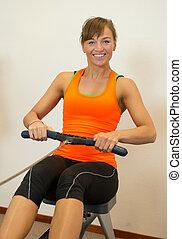 remo, sportclub, ejercicio