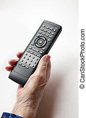 Remote Control Elderly