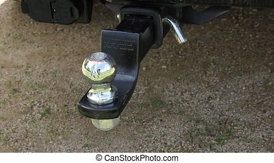 removing ball hitch - removing a ball trailer hitch from a...