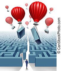 Removing The Obstacle - Removing the obstacle business...