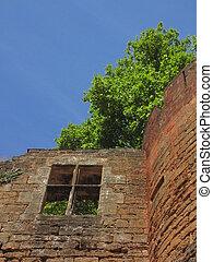 Remparts, window,