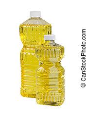 ren, liktorn, och, nöt, olja