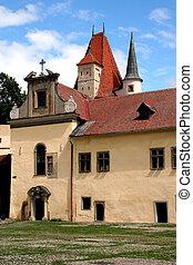 renaissance castle - Kiezmark renaissance Castle in Slovakia