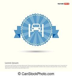 rendbehozás, autó, ikon