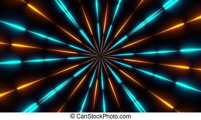 render, néon, 3d, résumé, kaléidoscope, fond, ordinateur a engendré, fond