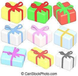 Render: presents