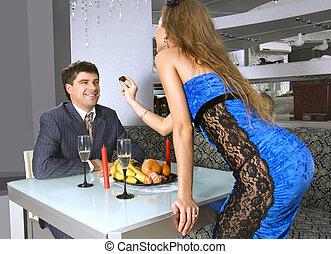 rendez-vous, restaurant