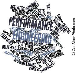 rendimiento, ingeniería