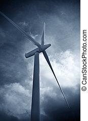 renewable energy, wind turbine