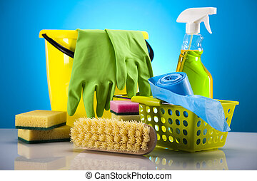 rengörande utrustning