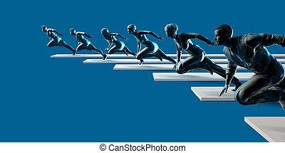 rennsport, erfolg