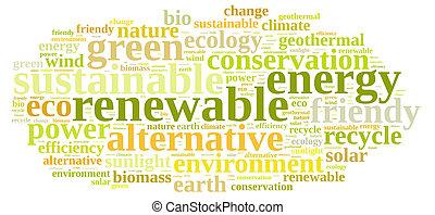 renouvelable, energy.
