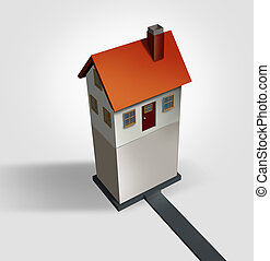 renovação lar, problema