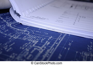 renovation blueprint