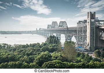 renovation of bridge