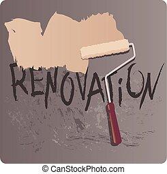 renovierung