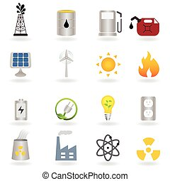 rense, alternativ energi, og, miljø