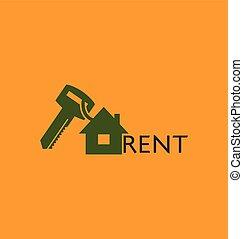 Rent Property Symbol