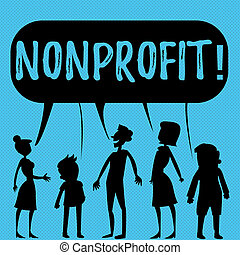 rentas, escritura, showcasing, empresa / negocio, nota, no, actuación, foto, generar, nonprofit., actividades, executor.