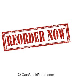 Reorder Now-stamp